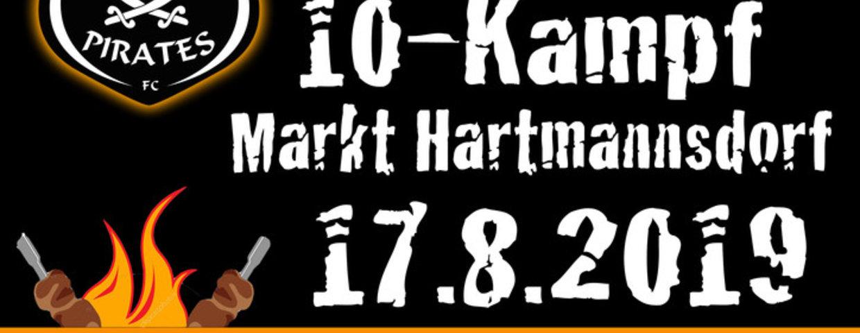 Anmeldestart - Gaudi 10-Kampf